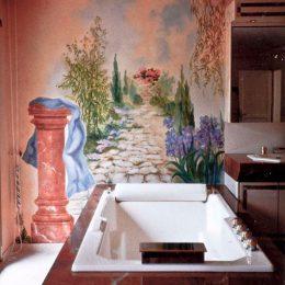 décor pour salle de bain (particulier, 92 suresnes)