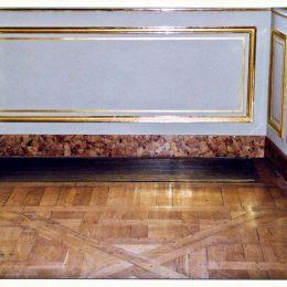 Faux marbres au consulat Américain - Hôtel de Tailleyranol - Travail demandé par la maison B.Daugert