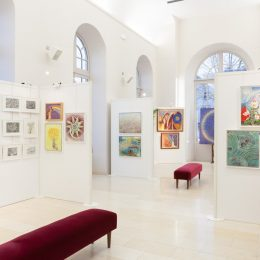 exposition Yvon Léger artiste peintre