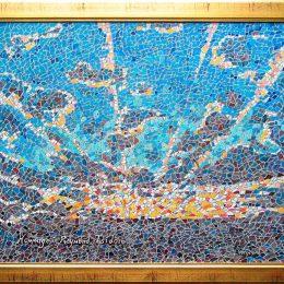 Artiste peintre Yvon Léger le Plessis Robinson